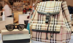 Product Image Sunglasses and Backpack