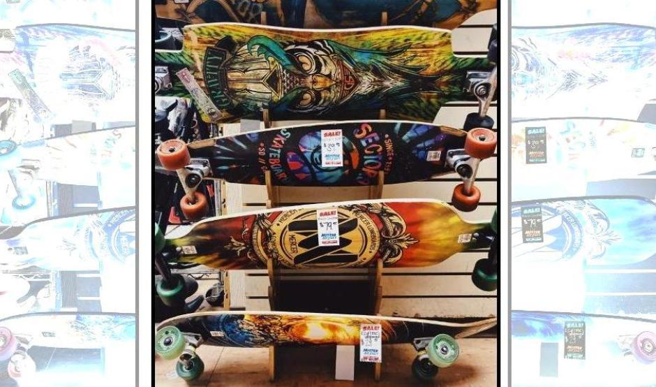 Longboards Product Image